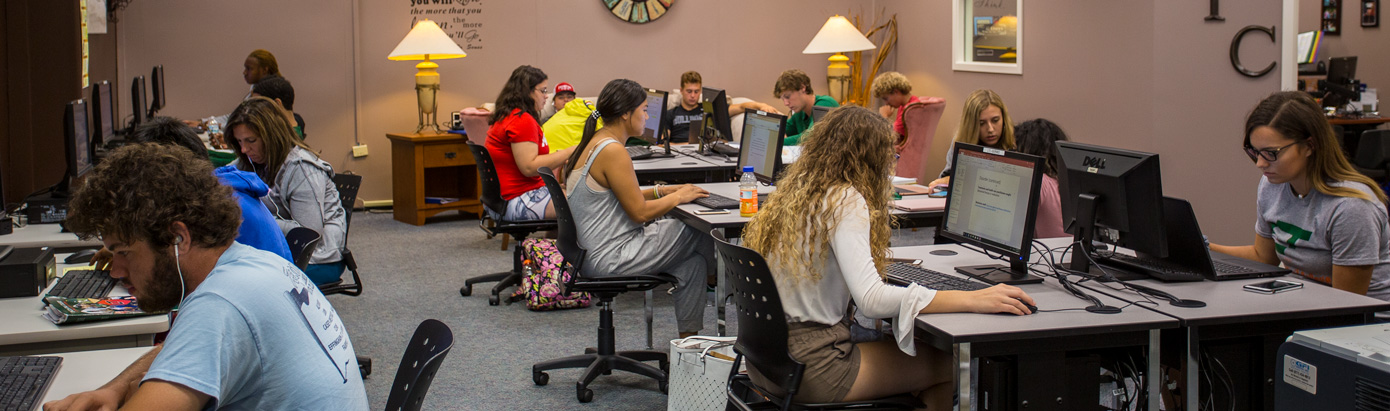 Lincoln Trail College Learning Skills Center