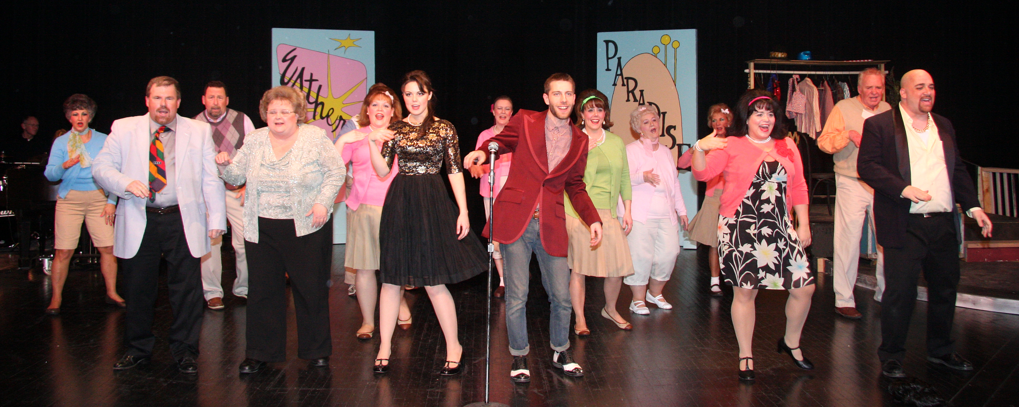 Photo of WVC Brubeck Theatre Performance
