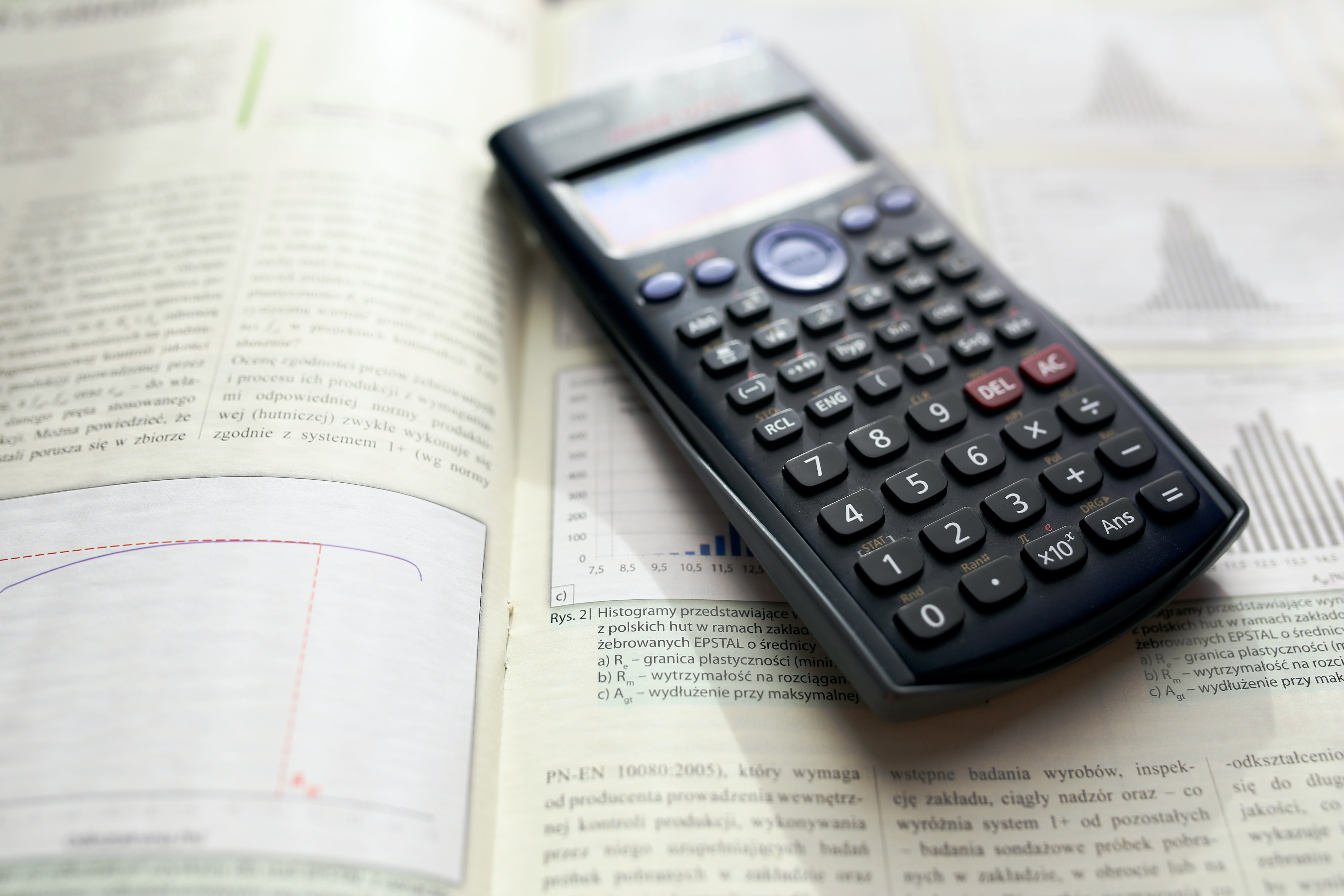 Calculator and Test