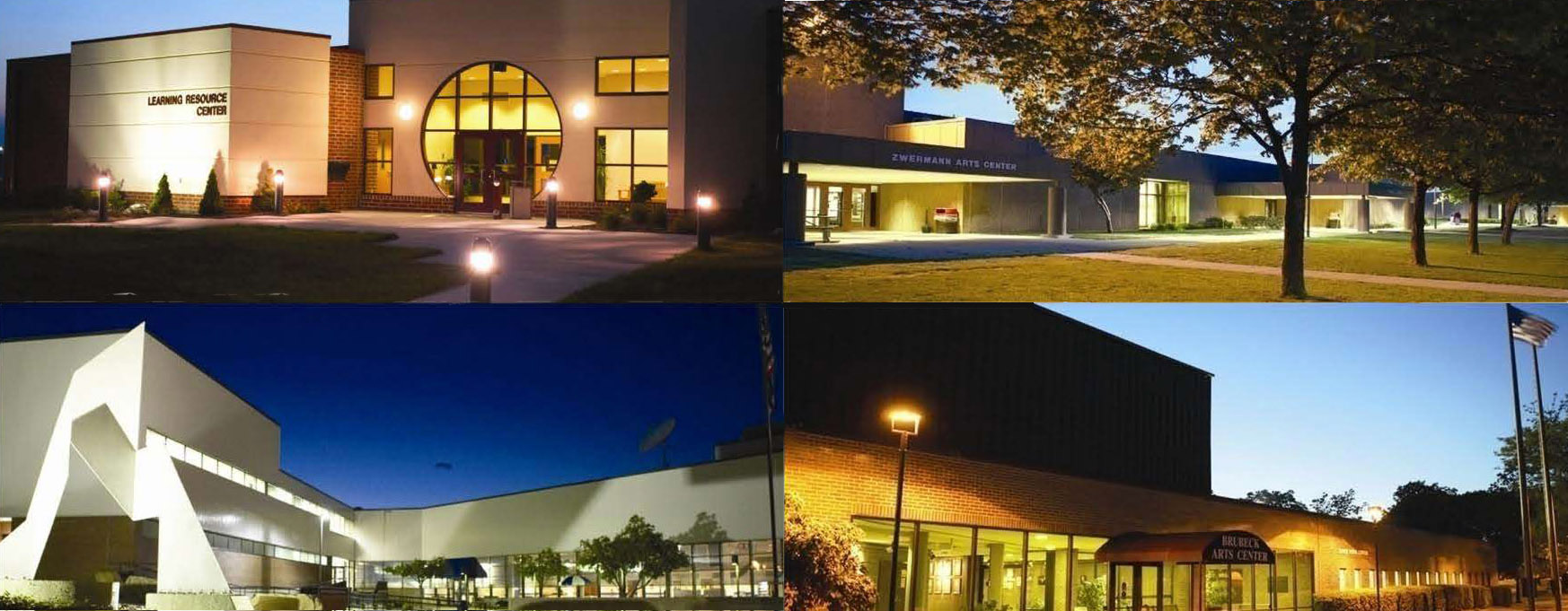 IECC College Campuses Photo Collage